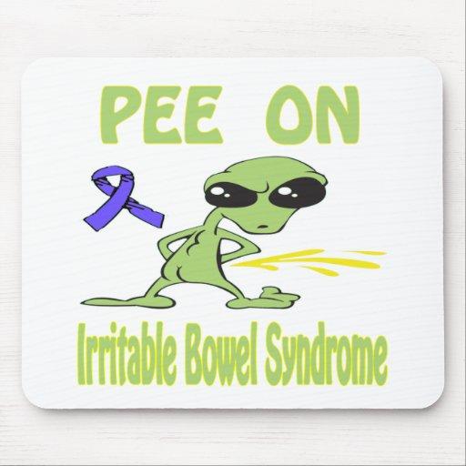 Pee On Irritable Bowel Syndrome Mousepad