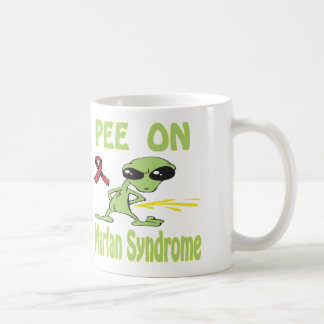 Pee On Marfan Syndrome Mug