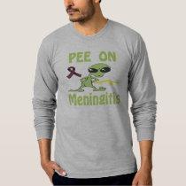 Pee On Meningitis Shirt