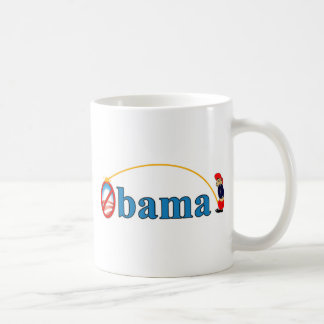 Pee on Obama Coffee Mug