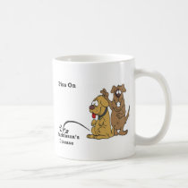 Pee on Parkinson's Disease Coffee Mug
