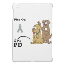 Pee on Parkinson's Disease iPad Mini Cover
