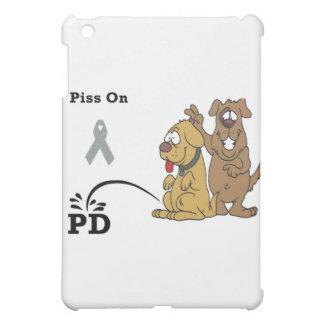 Pee on Parkinson's Disease iPad Mini Cover