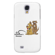 Pee on Parkinson's Disease Samsung Galaxy S4 Case
