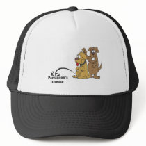Pee on Parkinson's Disease Trucker Hat
