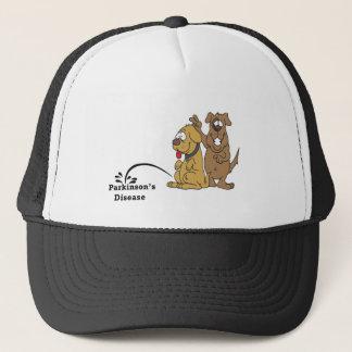 Pee on Parkinson's Disease Trucker Hat