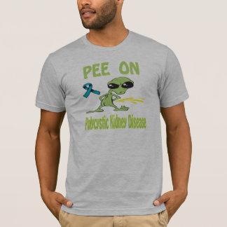 Pee On Polycystic Kidney Disease Shirt