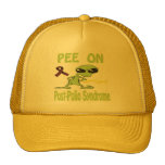 Pee On Post-Polio Syndrome Hat