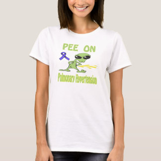Pee On Pulmonary Hypertension Shirt