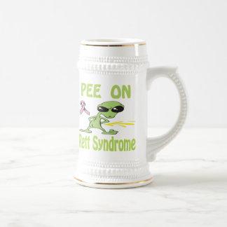 Pee On Rett Syndrome Mug
