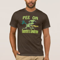 Pee On Tourette'S Syndrome Shirt