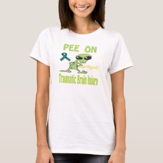 Pee On Traumatic Brain Injury Shirt