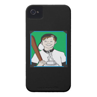 Pee Wee Trophy Case-Mate iPhone 4 Case