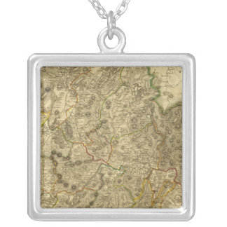 PeeblesShire Silver Plated Necklace