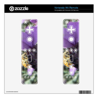 Peek-A-Bee Skins For Wii Remotes
