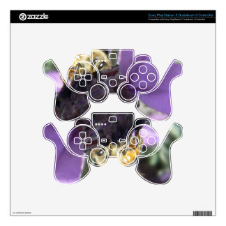 Peek-A-Bee Skin For PS3 Controller