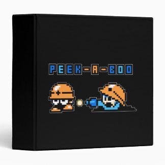 Peek-a-Boo 3 Ring Binder