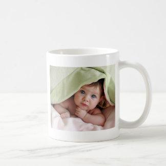 Peek-A-Boo Baby Coffee Mug