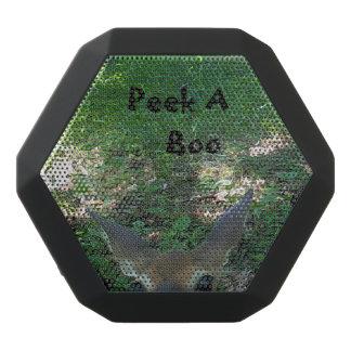 Peek-a-Boo Baby Deer Boombot REX BlueTooth Speaker Black Boombot Rex Bluetooth Speaker