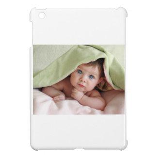 Peek-A-Boo Baby iPad Mini Covers