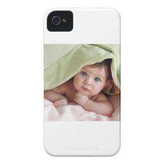 Peek-A-Boo Baby iPhone 4 Case-Mate Case