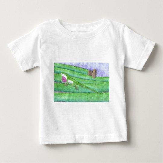 Peek-a-Boo Baby T-Shirt