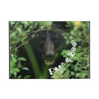 Peek-a-Boo Bear iPad Mini Covers