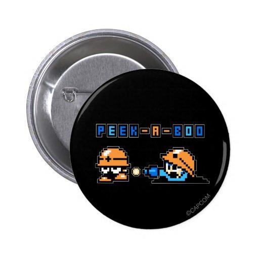 Peek-a-Boo Buttons
