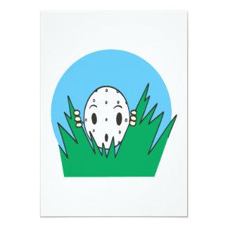 Peek A Boo Card