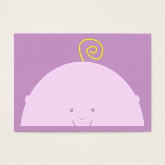 Peek-A-Boo Chubby Business Cards