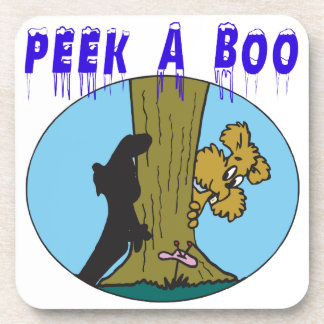 Peek A Boo Coaster