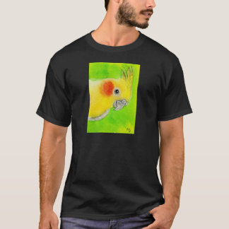 Peek-a-boo Cockatiel T-Shirt