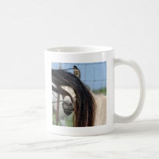 Peek-a-Boo Colt Classic White Coffee Mug