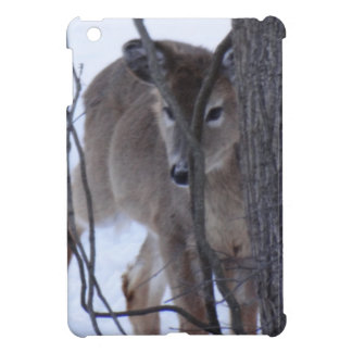 peek-a-boo deer. case for the iPad mini