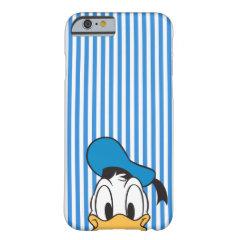 Peek-a-Boo Donald Duck iPhone 6 Case
