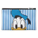 Peek-a-Boo Donald Duck Travel Accessory Bags