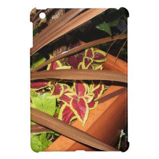 Peek-a-Boo Flora iPad Mini Cases