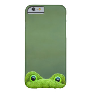 Peek-a-Boo Frog | Barely There iPhone 6 Case
