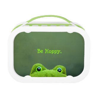 Peek-a-Boo Frog | Lunch Box