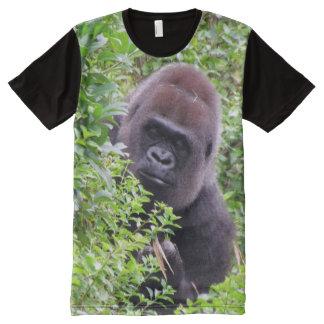 Peek-A-Boo Gorilla T-Shirt