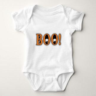 Peek a BOO! Halloween Eyes Baby Bodysuit