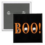 Peek a BOO! Halloween Eyes Pin