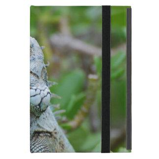 Peek-a-boo Iguana iPad Mini Case