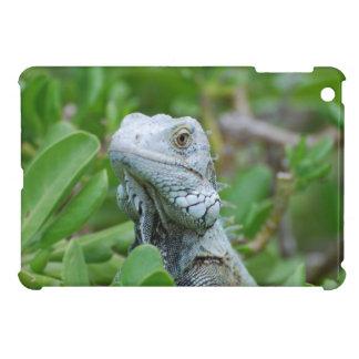 Peek-a-boo Iguana iPad Mini Covers