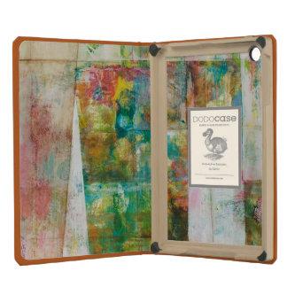 Peek a boo IV iPad Mini Cover