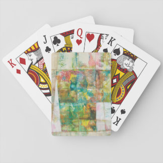 Peek a boo IV Playing Cards