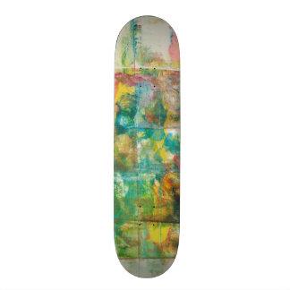 Peek a boo IV Skateboard Deck