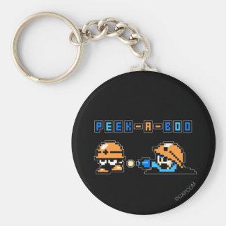 Peek-a-Boo Keychain