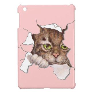 Peek A Boo Kitty 2 Case For The iPad Mini