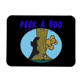 Peek A Boo Magnet
